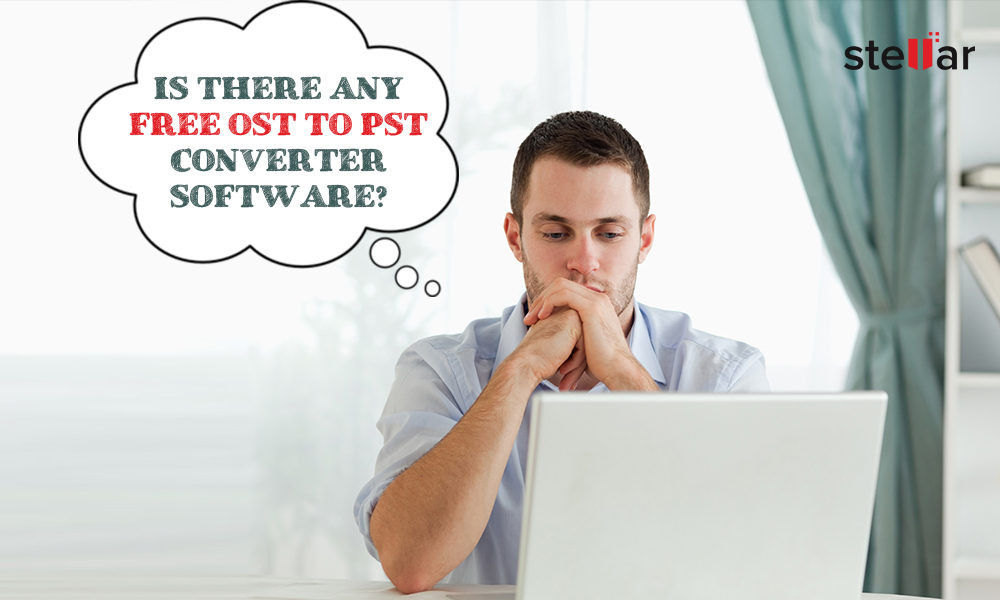 Free OST to PST converter tool