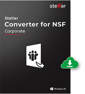 Stellar Converter for NSF Box