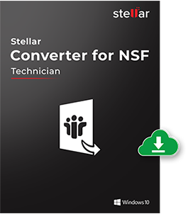 Stellar Converter for NSF Technician Box