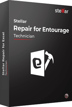 Stellar Repair for Entourage Technician Box